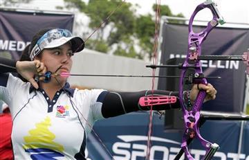 Sara López a la final de la Copa del Mundo de tiro con arco