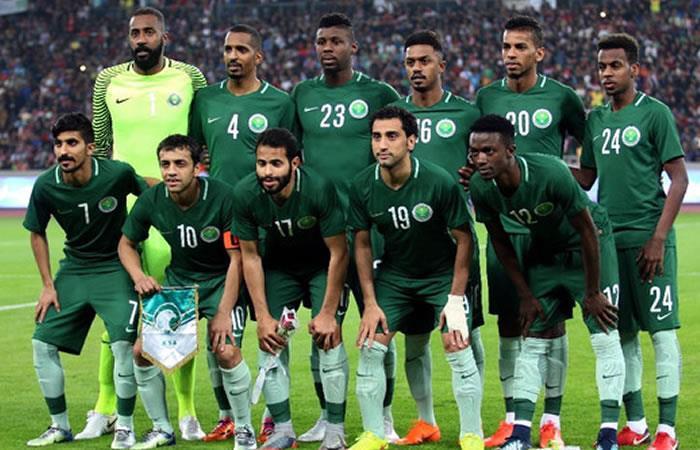 Selección de Arabia Saudita