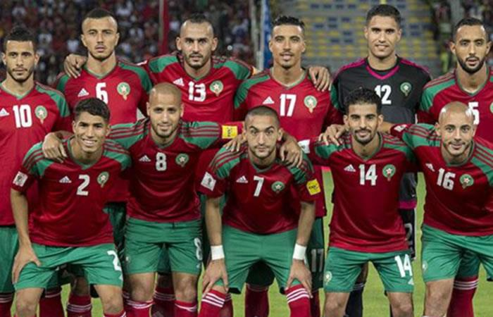 Selección de Marruecos