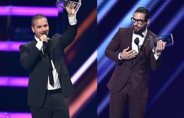 Shakira, J Balvin y Maluma entre los ganadores de los Premios Latin Billboard