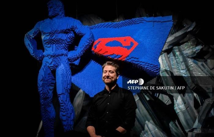 Galería de Superhéroes en Lego llegan a Francia