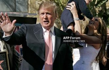 """Trump saluda """"histórico"""" encuentro entre Kim y Moon"""