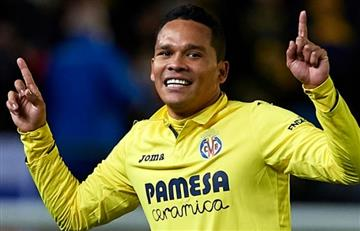 ¡Bacca imparable!