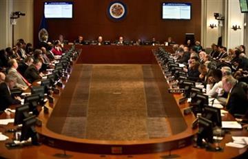 La OEA se reuniría para debatir sobre la crisis en Venezuela