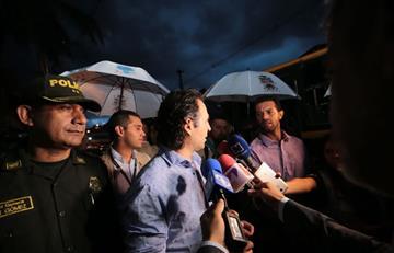Medellín: Detienen al hombre que disparó cuando Federico Gutiérrez estaba en la Comuna 13