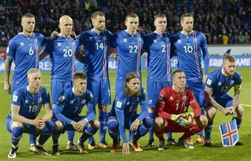 Selección de Islandia