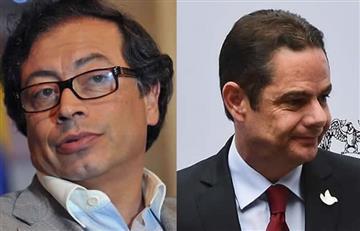 """Twitter: Fuerte agarrón entre Petro y Vargas lleras por """"expropiar"""""""
