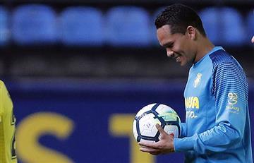 Carlos Bacca consigue en una temporada meterse en la historia del Villarreal