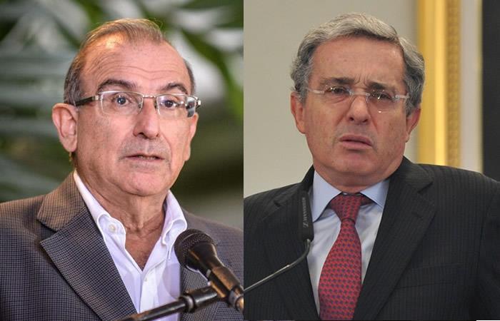 """Uribe y Duque """"se están tirando la paz"""": Humberto de la Calle"""