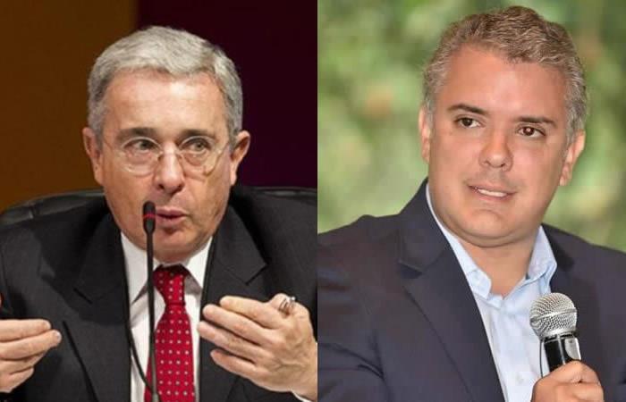 Uribe y su explicación: 'Iván Duque no es mí títere'