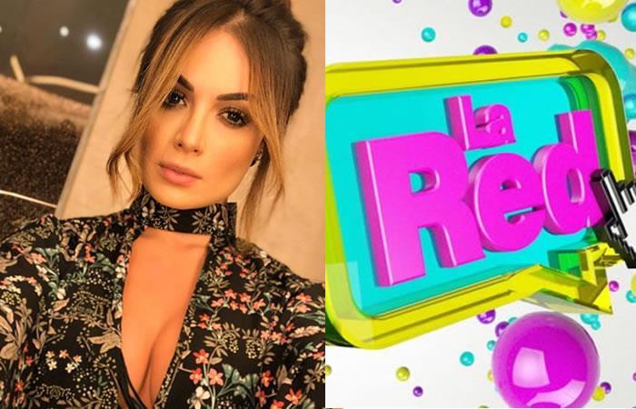Sara Uribe y su irónica respuesta a 'La Red' tras confesión de ex de Guarín