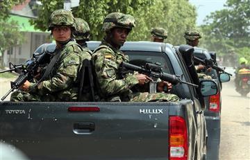 Mueren dos soldados en ataque de disidentes de FARC en suroeste de Colombia