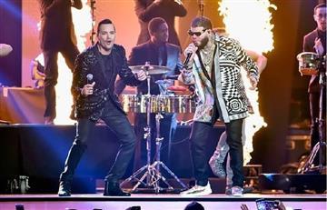 Víctor Manuelle pide disculpas por la polémica letra de su canción con Farruko