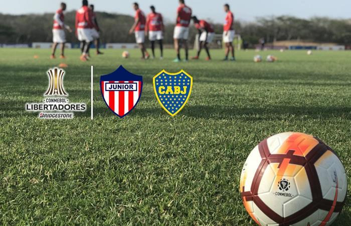 Atlético Junior vs. Boca Juniors.: Todo lo que debe saber del partido