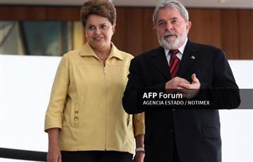 """Dilma Rousseff: """"Libre o preso, Lula ganará las elecciones en Brasil"""""""