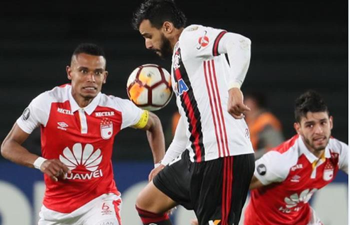 Santa Fe se mide ante River Plate por Copa Libertadores