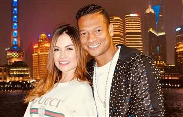 El picnic de Sara Uribe y Freddy Guarín que no terminó como esperaban