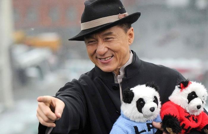La hija de Jackie Chan vive en la calle y acusa a sus padres de homófobos. Foto. AFP.