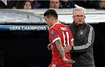 James Rodríguez: Hinchas del Bayern lo catalogan de traidor
