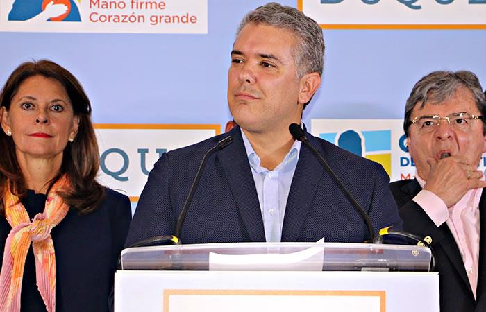 Revelan plan de atentado contra el candidato Iván Duque
