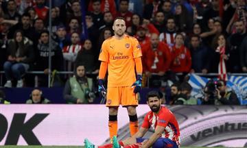 Atlético de Madrid dejó sin final al Arsenal de David Ospina
