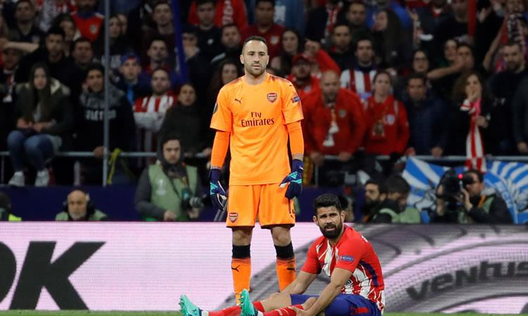 Atlético de Madrid dejó sin final al Arsenal de David Ospina