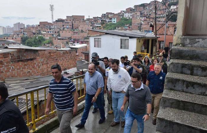 Bogotá: Enfrentamiento entre Negret y Peñalosa por grupos ilegales en Ciudad Bolívar