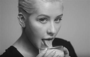 Christina Aguilera regresa después de 6 años con el sencillo 'Accelerate'