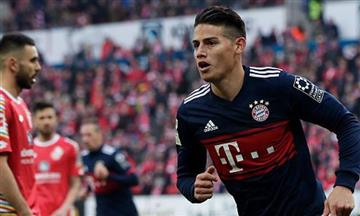 Este es el jugador estrella que sería compañero de James Rodríguez en el Bayern Múnich