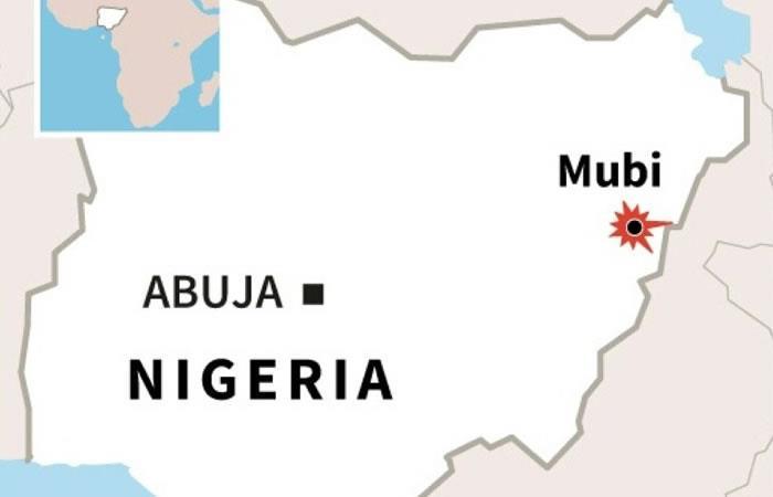 Nigeria. Foto. AFP.