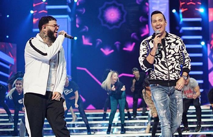¿Qué dice la canción de Víctor Manuelle y Farruko que ofendió a Colombia?