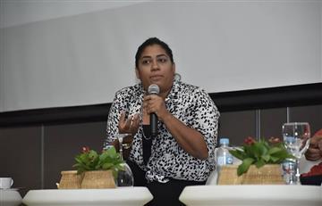 Cartagena: Lía Muñoz renunció a su aspiración a la alcaldía