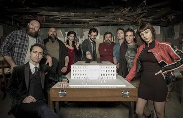 Comic Con: Actor de 'La Casa de papel' estará en Colombia