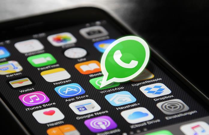 El curioso círculo negro de WhatsApp que tiene confundidos a los usuarios