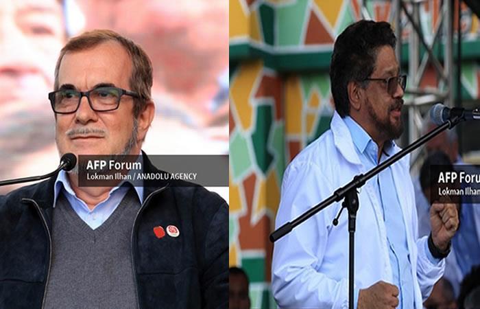 FARC carga contra Bogotá por incumplir con acuerdo de paz