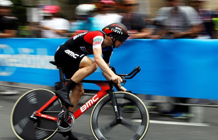 Giro de Italia. Foto: EFE