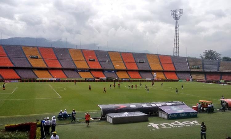 Medellín venció al América en la reanudación del partido de este jueves