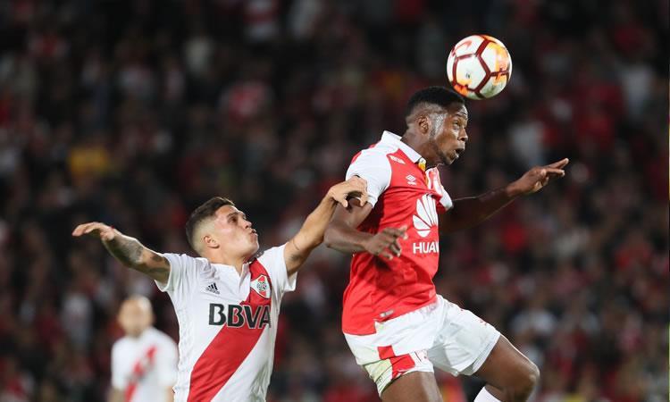 Santa Fe perdió contra River Plate y complica su clasificación