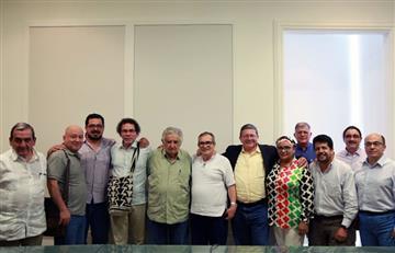 Acuerdos de paz: Santos junto con Mujica y González harán seguimiento al proceso