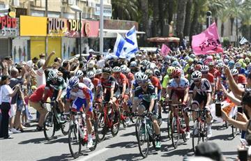 Giro de Italia: Transmisión EN VIVO online etapa 3