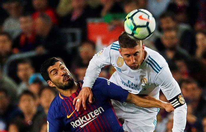 Barcelona y Real Madrid empataron en un polémico superclásico