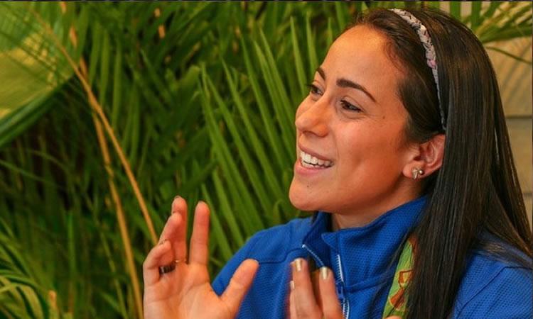 Mariana Pajón: Pese a la dura caída, son buenas noticias que llegan de la colombiana