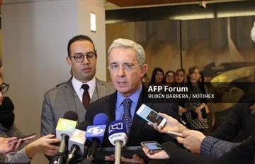 """MinInterior: """"Sí existe información de un presunto atentado contra Uribe"""""""
