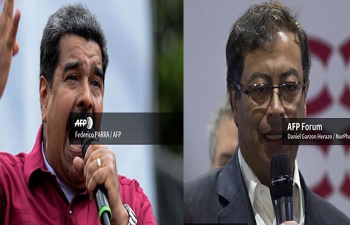 Triunfo electoral de Maduro afectaría la candidatura de Petro