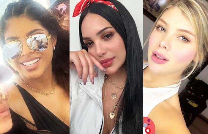 A pelea entre Laura Jaramillo y Andrea Valdiri entró Sofía Jaramillo