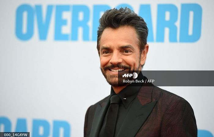 El actor Eugenio Derbez asiste al estreno de