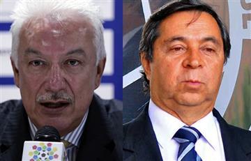 Jorge Perdomo, Álvaro González y la crisis que envuelve al fútbol colombiano