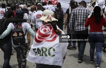 Presuntos disidentes de las FARC secuestran a activista en el Cauca