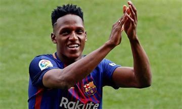 Yerry Mina y una nueva oportunidad que se le presenta en el FC Barcelona