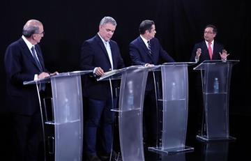Bogotá: Candidatos presidenciales se comprometen a construir el metro